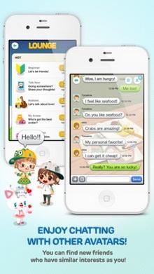 LINE Play (แอป LINE Play สร้าง ตัวการ์ตูน เกมดังจากค่าย LINE) :