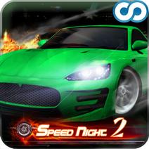 Speed Night 2 (App เกมส์ Speed Night แข่งรถเหมือนจริง) :