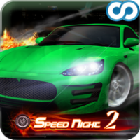 Speed Night 2 (App เกมส์ Speed Night แข่งรถเหมือนจริง)