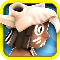 MANUGANU (แอป เกมวิ่ง 3 มิติ ภาพสวยสุดๆ)