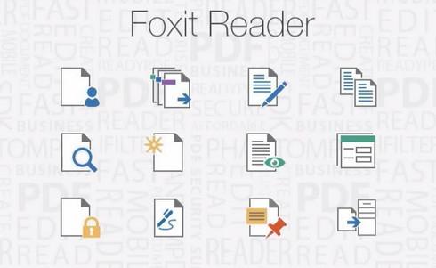 โปรแกรมเปิดไฟล์ PDF Foxit Reader