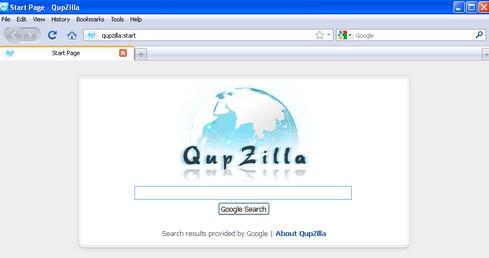 เว็บเบราว์เซอร์ QupZilla