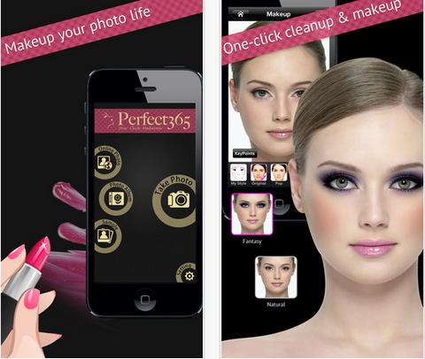 App แต่งรูป Perfect365