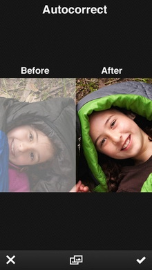 Adobe Photoshop Express (App แต่งภาพด้วย Photoshop) :