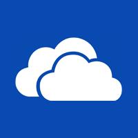 OneDrive (App ฝากไฟล์บน Cloud Storage จากบัญชี Hotmail) :