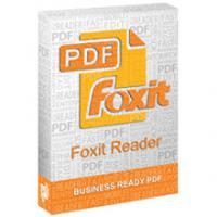 Foxit Reader (โปรแกรมเปิดไฟล์ PDF อ่าน E-Book ฟรี)