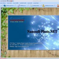 Nanosoft Photo.NET (โปรแกรมร้านถ่ายรูป บริหาร ร้านถ่ายรูป)