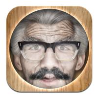 Old Fart Booth (App หน้าแก่ ทำนายใบหน้าตอนแก่)