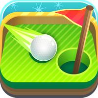 Mini Golf MatchUp (App เกมกอล์ฟ ภาพสวย เล่นได้หลายคน)
