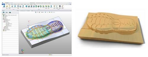 โปรแกรมออกแบบ 3 มิติ ออกแบบเครื่องจักร และ แม่พิมพ์ ZW3D