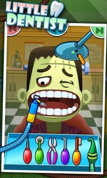 เกมส์หมอฟัน