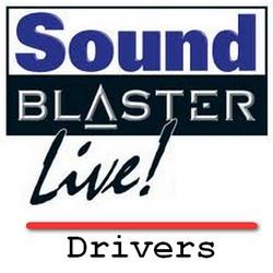 Sound Blaster (Live! Series) Drivers (ไดร์เวอร์เสียง เสียงไม่ออก โหลด) :