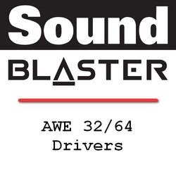Sound Blaster AWE32 AWE64 Drivers (ไดร์เวอร์เสียง เสียงไม่ออก โหลด) :