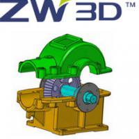 ZW3D (โปรแกรม ZW3D ออกแบบ 3 มิติ ออกแบบเครื่องจักร ออกแบบแม่พิมพ์)