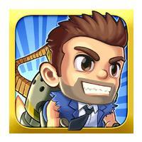 Jetpack Joyride (App เกมส์ Jetpack Joyride ขี่เครื่องเจ็ท)