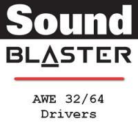 Sound Blaster AWE32 AWE64 Drivers (ไดร์เวอร์เสียง เสียงไม่ออก โหลด)