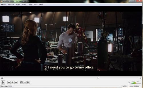 โปรแกรมดูหนัง VLC Media Player