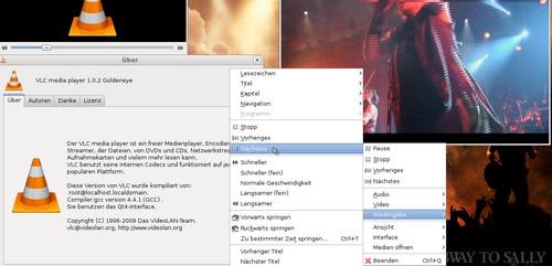 โปรแกรมดูหนังฟังเพลง VLC Media Player