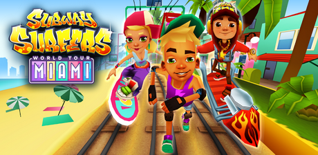 โหลด Subway Surfers