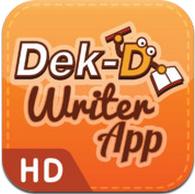 Dek-D Writer App HD (App อ่านนิยายออนไลน์ฟรี) :