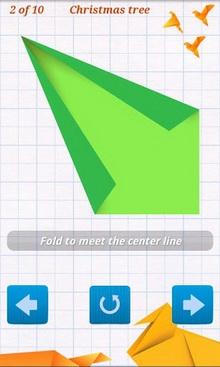 app สอนพับกระดาษ