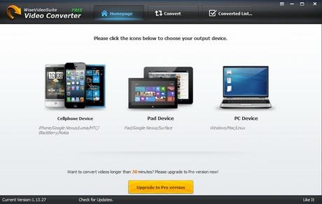 โปรแกรมแปลงไฟล์ Video Converter