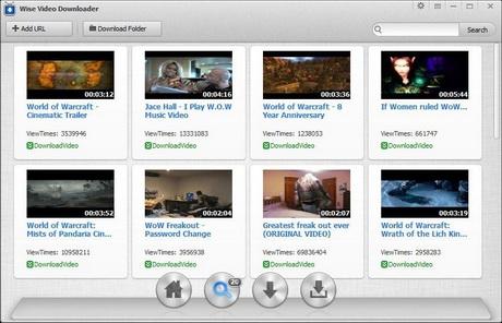 โปรแกรมแปลงไฟล์วีดีโอ Wise Video Converter