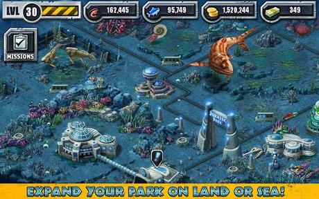 เกมส์สวนสัตว์ Jurassic Park