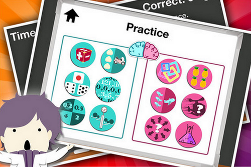 App เกมส์ทดสอบไอคิว Brain Lab II