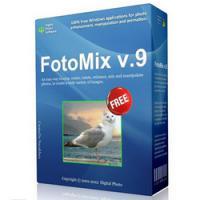 FotoMix (โปรแกรม FotoMix แต่งรูปหน้าใส ใส่ Background สวยๆ ฟรี)