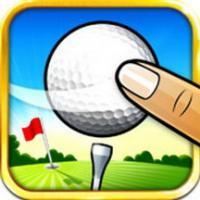 Flick Golf! Free (App เกมส์กอล์ฟ ภาพสวยงามแบบ 3 มิติ)