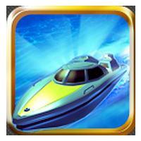 Turbo River Racing Free (แอป เกมส์แข่งเรือ สุดเร้าใจ)
