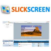 Slickscreen (โปรแกรมเปิดหลายจอ โปรแกรมแบ่งหน้าจอ ฟรี)