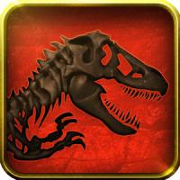 Jurassic Park™ Builder (App เกมส์สวนสัตว์ อาณาจักร Jurassic Park)