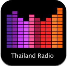 Thailand Radio (App ฟังเพลงฮิตติดชาร์ต) :