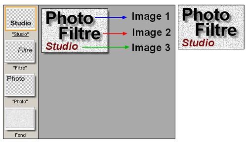 โปรแกรม Retouch รูปภาพ PhotoFiltre