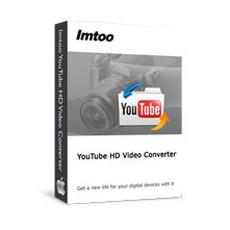 ImTOO YouTube HD Video Downloader for Mac (โหลดคลิป Youtube บนเครื่องแมค) :