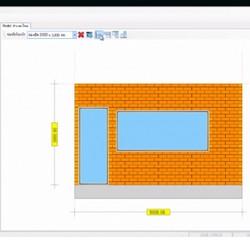 BlockPrasan Counter (โปรแกรมนับอิฐบล็อกประสาน คำนวณบล็อกประสาน) :