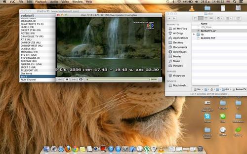 โปรแกรมดูทีวีออนไลน์ Windows Mac Linux