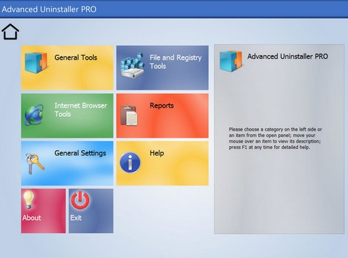 Advanced Uninstaller PRO :