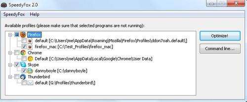 โปรแกรมเพิ่มความเร็ว เร่งความเร็ว Firefox Chrome Skype