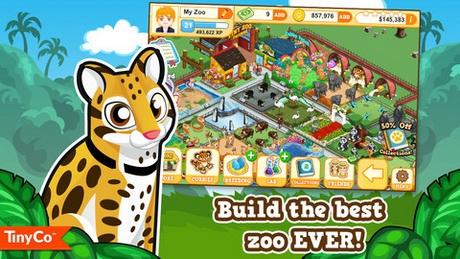 app เกมส์สวนสัตว์