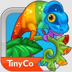 Tiny Zoo Friends (App เกมส์สวนสัตว์) :