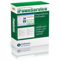 iPawnService (โปรแกรมฝากขาย โปรแกรมจำนำ)