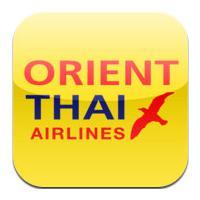 Orient Thai Airlines (App สายการบินโอเรียนท์ไทย)