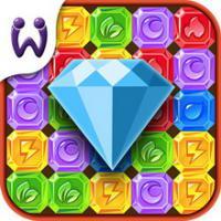 Diamond Dash (เกมส์ Diamond Dash เรียงเพชร สุดมันส์)