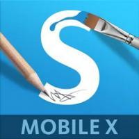 SketchBook Mobile Express (App ภาพสเก็ตส่วนตัว)