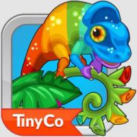 Tiny Zoo Friends (App เกมส์สวนสัตว์)