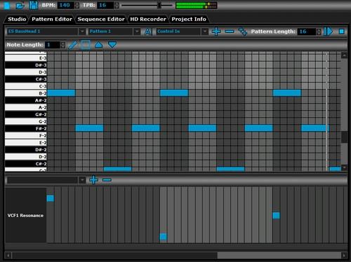 โปรแกรมมิกซ์เสียง DarkWave Studio