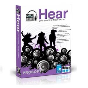 Hear (โปรแกรม Hear โปรแกรมปรับเสียง ปรับเสียงลำโพง) :